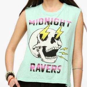 Truly Madly Deeply Midnight Ravers Muscle Tee